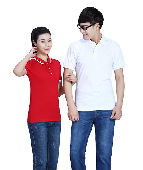 丝光棉T恤