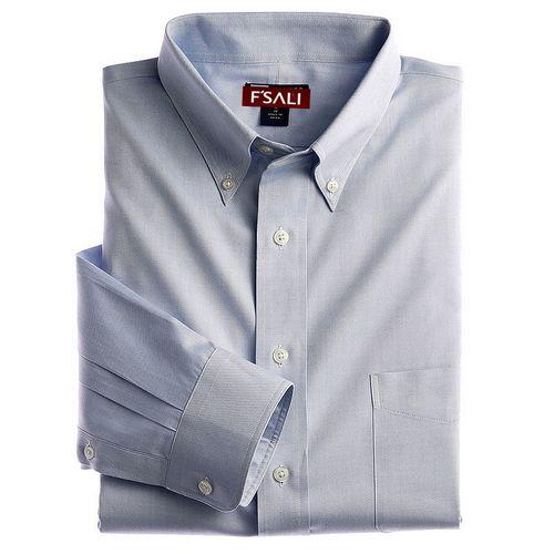 涤棉衬衫定做2
