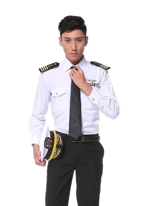 航空制服定制衬衫