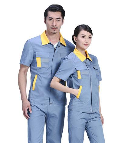 反光条工服1