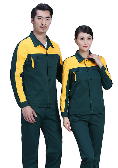 邮政工作服