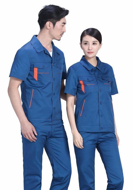 如何来选择蓝领工作服?