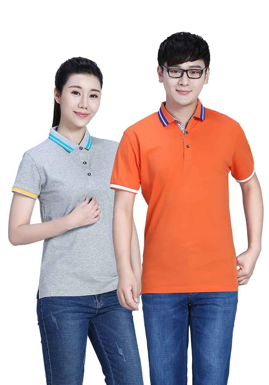 定制Polo衫设计的优点,高品质Polo衫定制厂家面料推荐