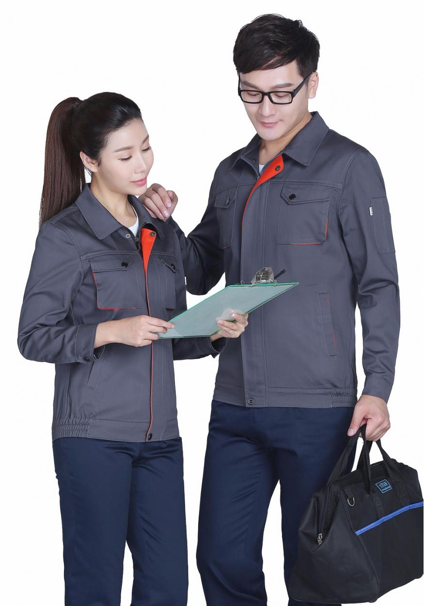 定制春秋工作服和冬季工作服应如何挑选面料?